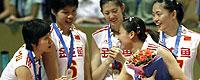 2007年荷兰女排问鼎中国队屈居亚军