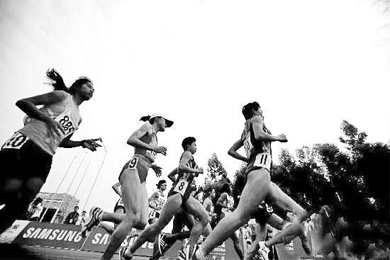 马拉松比赛