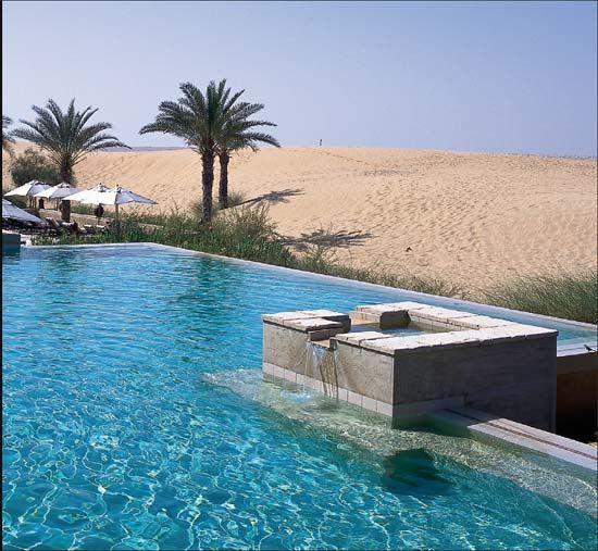 Jumeirah Bab Al Shams沙漠度假村最令人惊叹的地方