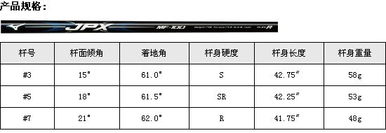 JPX800球道木
