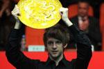 中国赛特鲁姆普生涯首冠