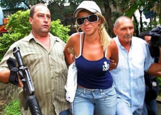 阿尔梅达被捕