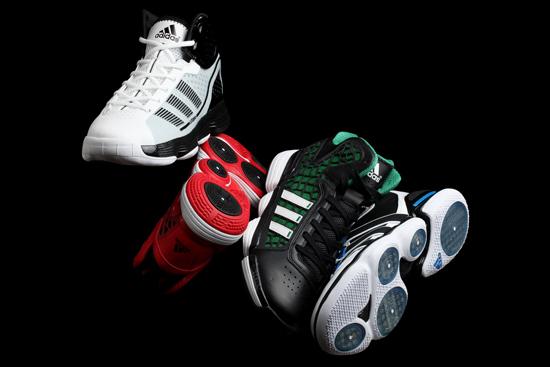 adidas凉感球鞋