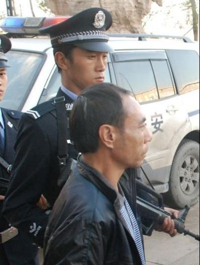 洪兴龙被捕归案
