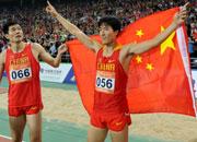 2010年亚运三连冠