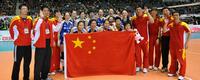 2011年女排世界杯中国获季军