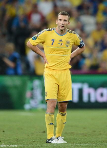 舍甫琴科 35岁