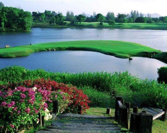 红山高尔夫球场