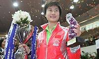 2011年 丁宁首次参赛即夺冠