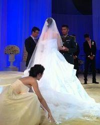 @SimonaHan:直击婚礼