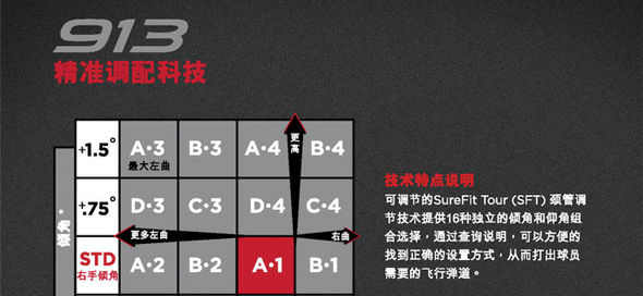 913 D3发球木(Diamana+Blue)