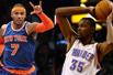 NBA-杜兰特安东尼当选周最佳