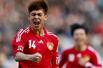 补时攻入争议点球 U22国足2-1绝杀韩国