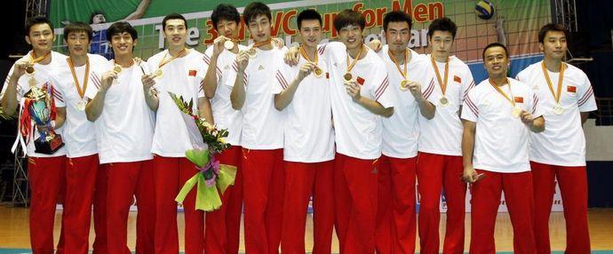 第三届亚洲杯中国胜伊朗 时隔13年再获亚洲冠军