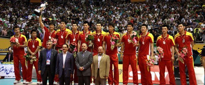 2011年亚锦赛中国1-3伊朗获亚军 创周家军最佳战绩