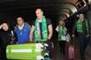 安德雷斯抵京出席国安20周年庆典