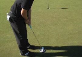 高尔夫练习场磨砺推杆