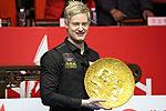 中国公开赛罗伯逊首夺冠