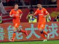 山东鲁能1-0上海东亚