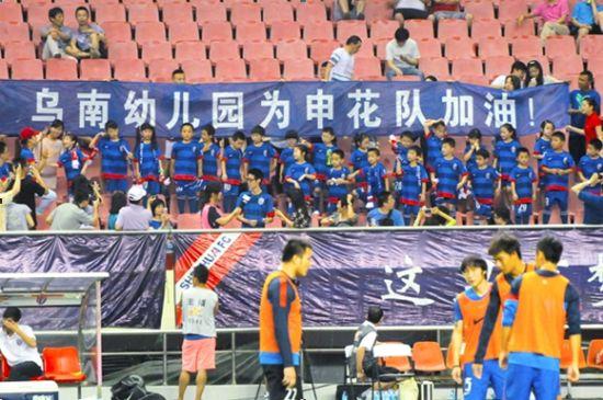 组织上海乌南幼儿园孩子参观基地