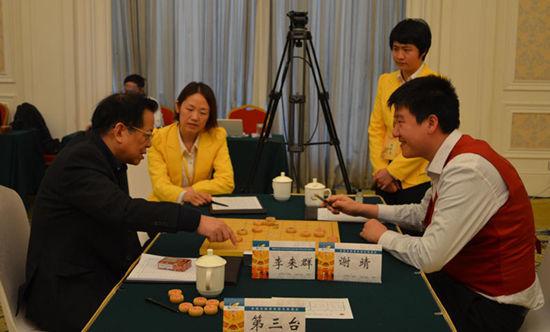 """〖简评〗""""象棋司令""""胡荣华的弟子最近三年两夺"""