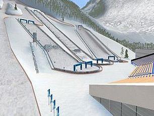 罗萨-胡特滑雪中心