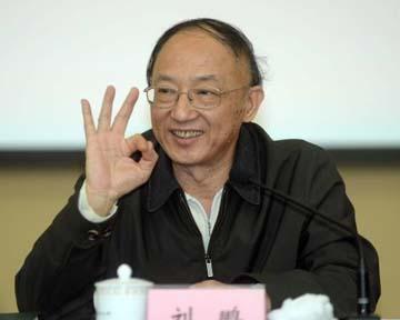 刘鹏称搞不好足球对不起全国人民 拿两弹一星举例