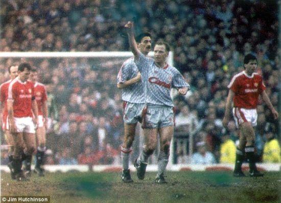 利物浦积分上一次在这个时候领先曼联还是在1991年