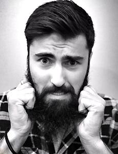 澳大利亚运动员为慈善剃须