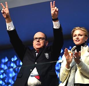 各国政要出席冬奥会开幕式