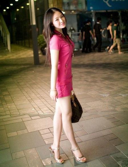 跑步也可有美女v美女上海6大美女聚集肚脐_跑艳遇拍露路线街图片