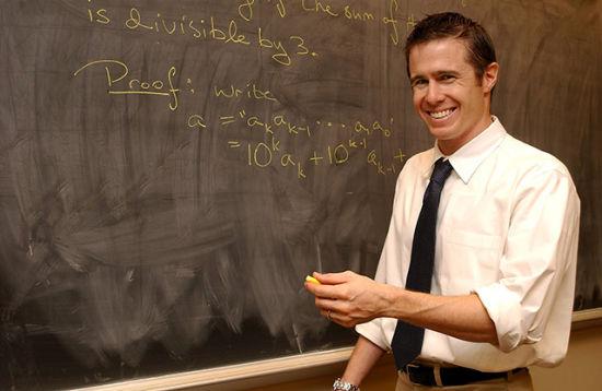 美国艾默里大学的数学家斯基普・加里波第,最近帮《棕榈海滩邮报》做了一道数学题,改变了美国佛罗里达州对彩票的管控力度。
