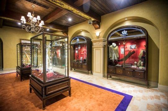 九龙湖国王酒店里珍稀的高尔夫文物展品为你娓娓道来属于它们的高尔夫故事
