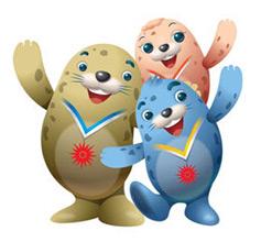 仁川亚运会吉祥物