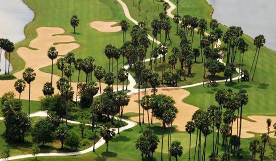 暹粒湖高尔夫俱乐部
