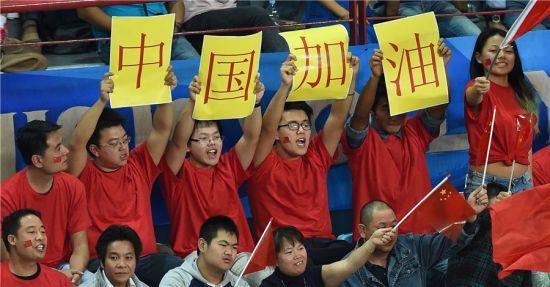 中国加油!