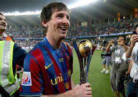 2009年巴萨夺冠