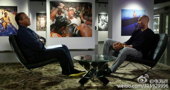 张海彦:科比NBA TV采访精选 威少最像我