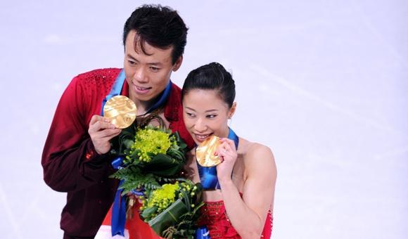 历届冬奥会中国选手高光时刻