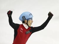 韩天宇全能夺冠 中国时隔15年再获殊荣