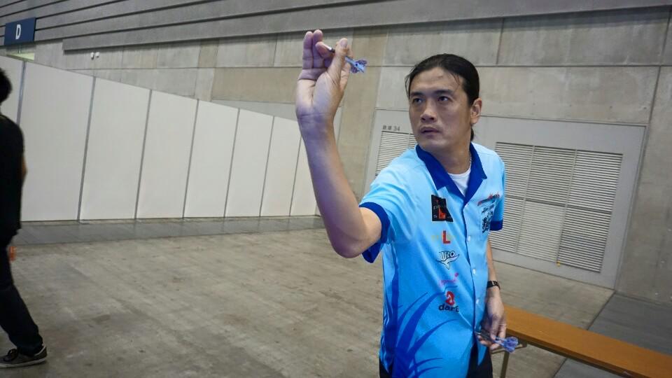 第5届京都飞镖群英会 金镖王PK世界公开赛冠军