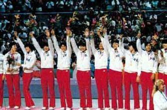 1984年洛杉矶奥运会夺冠(5)