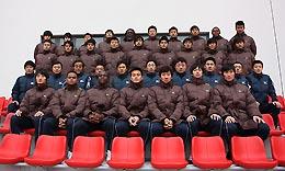 2009赛季中甲联赛南昌八一队球员名单