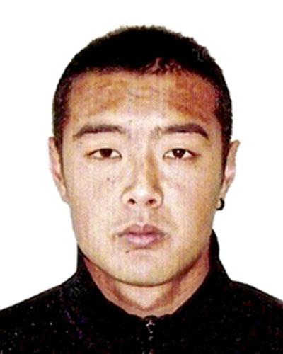 图文-2009赛季中甲联赛沈阳东进队37号门将顾俊杰