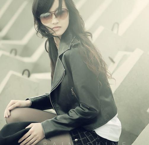 图文-2010赛季上海中邦女郎评选活动成熟性感身材