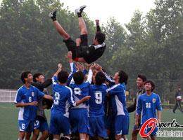 U17联赛-鲁能4-2胜新疆足协获得全国联赛冠军