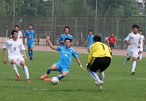 大足赛总决赛武汉体院2-0中国农大