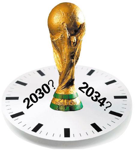 """新一轮世界杯申办竞争已经正式展开 中国应该在何时""""出手""""?"""