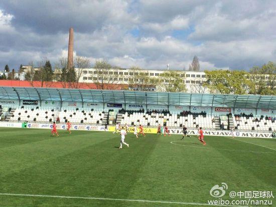 2015年斯洛伐克杯国际青年足球邀请赛-绿城入选人员表现