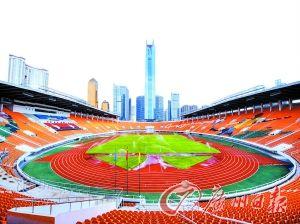 """经过专家会诊和场馆改造后,天河体育场或将""""装备""""更优良的草皮,有助于球队踢出更精彩的比赛。"""